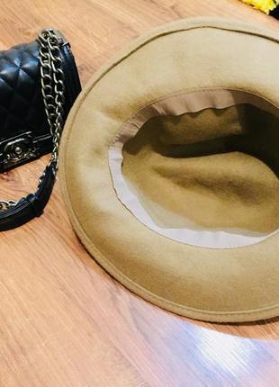 Фетровая шляпка2 фото