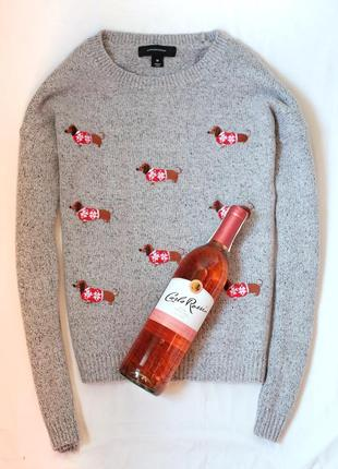 Новогодний свитер primark2