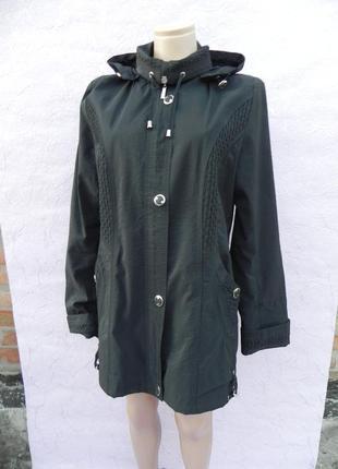 Куртка демисезонная4