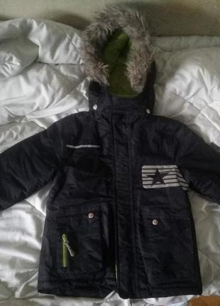 Финская зимняя курточка