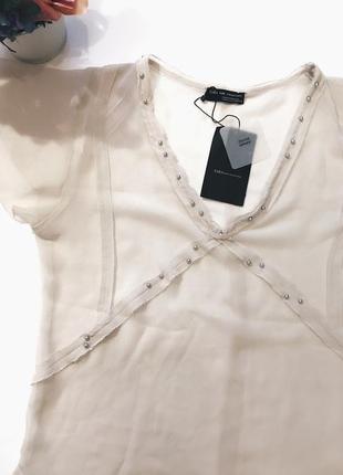 Шикарная новая блуза(блузка) м-л размер zara2