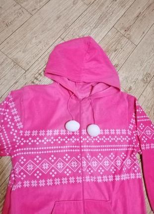 Пижама-слип, домашний слитный костюм, love to lounge, s, m, 44-46