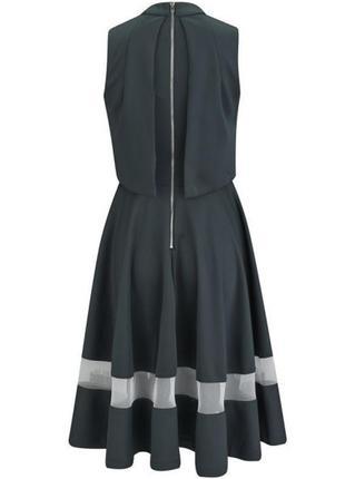 Платье изумрудного цвета3