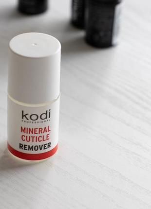 Kodi professional mineral cuticle remover
