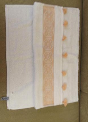 English home махровое полотенце 50х80си