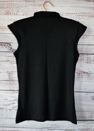 Блуза трикотажная с косой застежкой в китайском стиле2