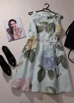 Шикарное платье. размер xl1 фото