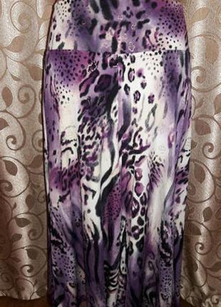 Очень красивые шорты-юбка kim & co5