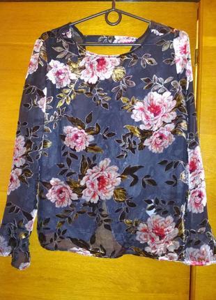 Шифоновая блуза primark