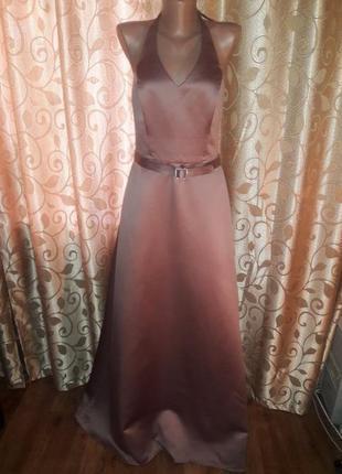 Вечернее платье (выпускное платье) alfred angelo2
