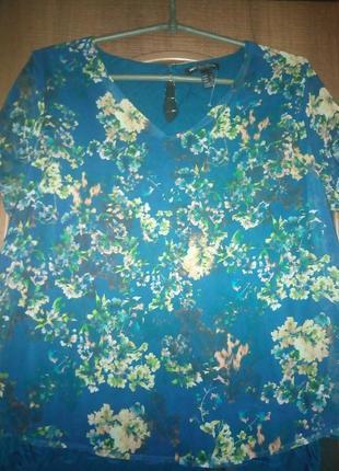 Блуза mango1 фото