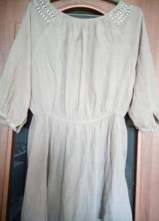 Блуза туника2