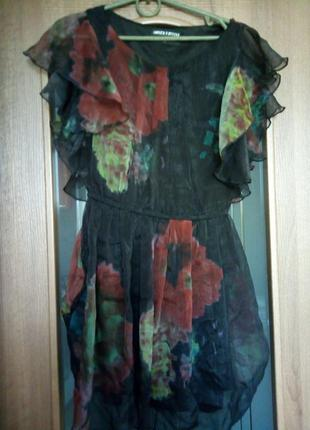 Блуза туника1