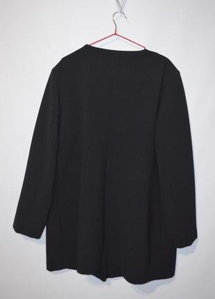 Жакет пальто на молнии3 фото