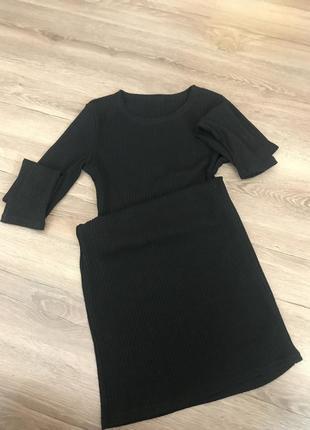 Плаття резинка