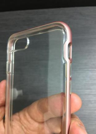 Чехол spigen neo hybrid crystal iphone 7 8 plus4