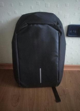 Рюкзак-антивор( защита от карманников)  с usb-зарядкой