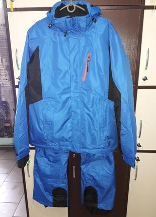 Лыжный термо костюм