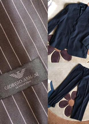 Не секонд! костюм від giorgio armani.