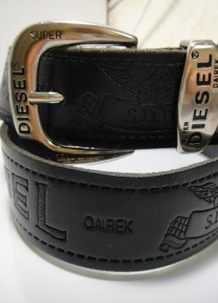 Оригинал кожаный ремень super diesel diarek испания