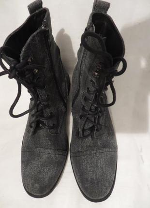 Ботинки 37 размер4