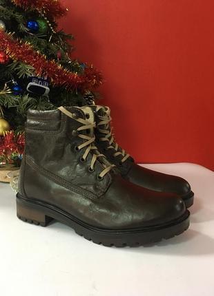 Жіночі теплі черевики s&g р-38 стелька 25 см