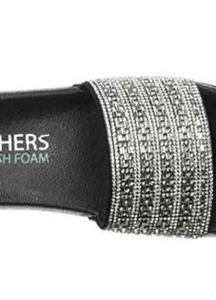 Skechers женские шлепанцы, оригинал5