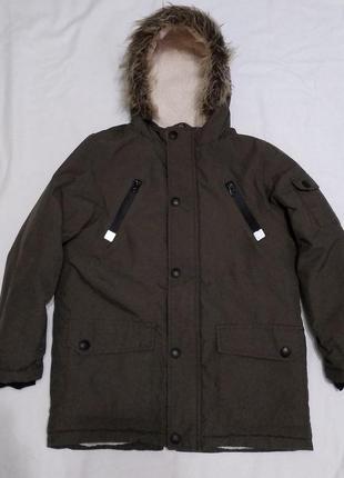 Куртка debenhams еврозима 9-10 лет 140 см