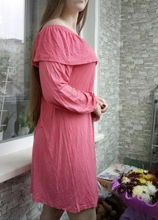 Платье свободного прямого кроя2