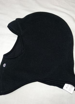 Флисовый шлем treespass на голову 50-52 подкладка котон
