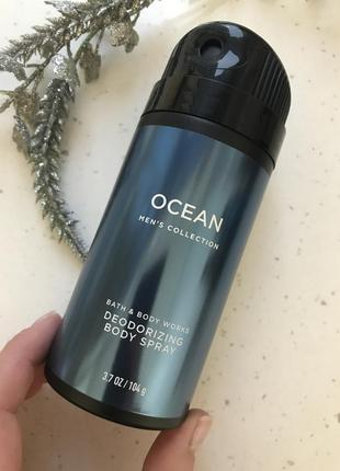 Дезодорант, спрей , чоловічий bath and body works
