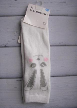 Махровые носки зайка 35-38,39-421