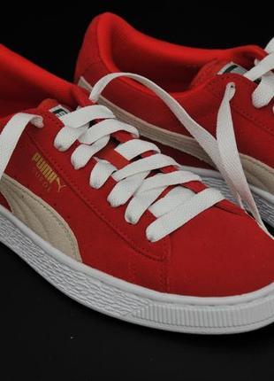 Ідеальні кросівки puma red. оригінал. сша.