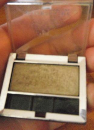 Оригінальні  тіні  для очей від maybelline