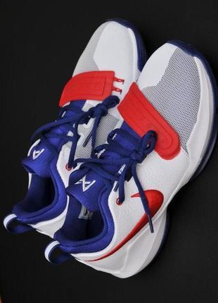 Баскетбольні кросівки nike, модель pg1 (gs)