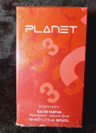 Парфюмированная водичка, planet red 3