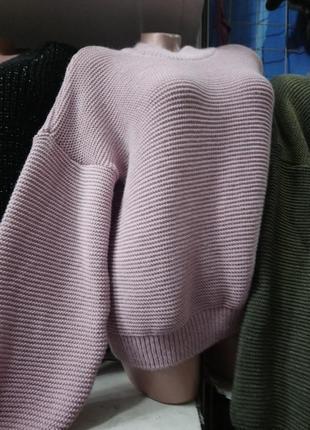 Свитер тёплый 40-48 размер .очень много расцветок3 фото