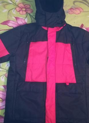 Куртка парка р. 56