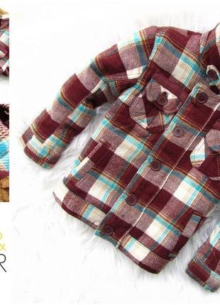 Стильная теплая куртка пальто marks & spencer