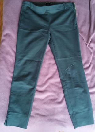 Классические штаны-бриджи zara
