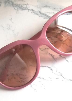 Нежные очки в стиле рей бен