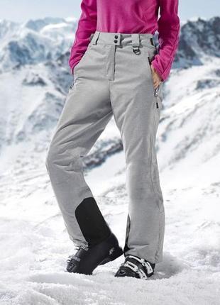 Лыжные термоштаны crivit