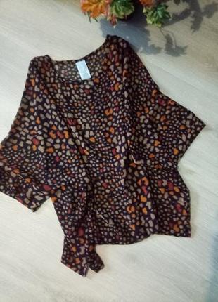 Невесомая блузка оверсайз от avon