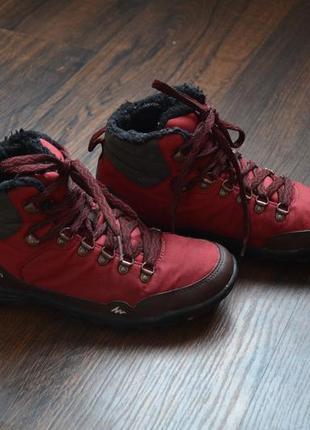 Крутые и теплые ботинки outventure, р-р 38-39/24,5 см