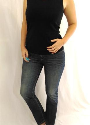 1536/100 узкие синие джинсы next l