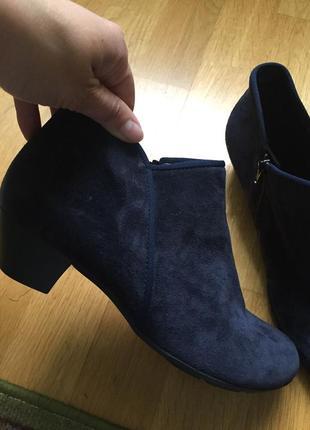 Сапоги ботинки gabor