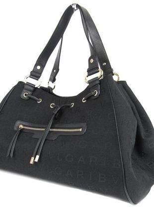 Брендова сумка від bvlgari оригінал!