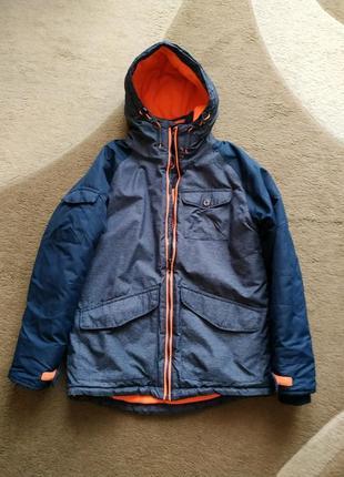 Куртка зимняя cool club 140 см