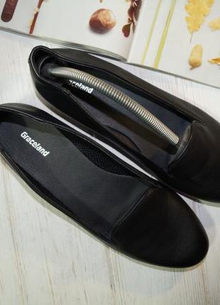 Graceland. стильные туфли, мокасины4