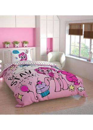 Постель пони пинки пай постельное белье my little pony tac disney постелька